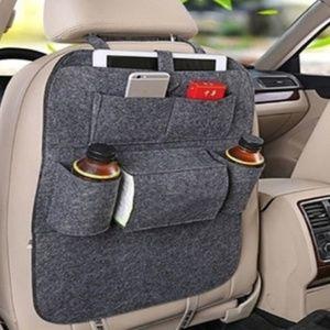 NWOT Set of 2 Fashion Car Back Seat Organizer